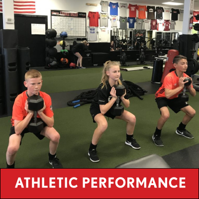 CSF Athletic Performance Block
